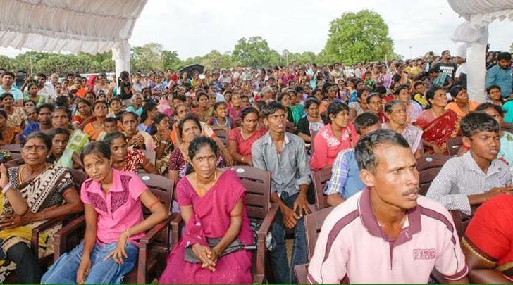 அடிப்படை வசதிகள் இல்லாமல் அவதியுறும் சம்பூர் மக்கள்!