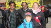 ரொறொன்ரோவில் நடைபெற்ற 2012 மே தினப் பேரணிப் படங்கள்